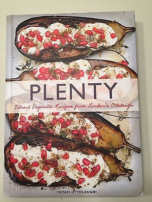 Plenty:Vibrant Vegetable Recipes from London's by Yotam Ottolenghi Hardcover
