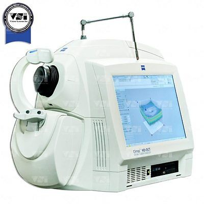 Zeiss Certified Factory Authorized Cirrus HD-OCT 4000