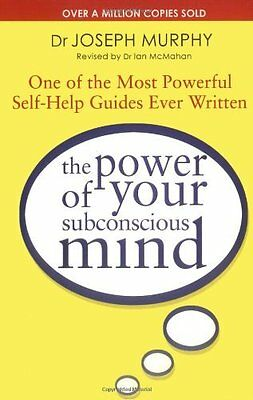 Power of Your Subconscious Mind (Revised by Dr. Joseph Murphy Paperback Book New