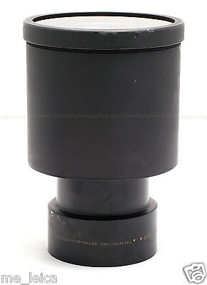 Bausch & Lomb 127Mm F/1.9 'vintage' Television Lens Used