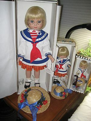 Tonner Anne Estelle Collection of Three Dolls Near Mint Condition
