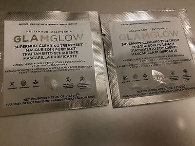 Glamglow Supermud Clearing Treatment x 2
