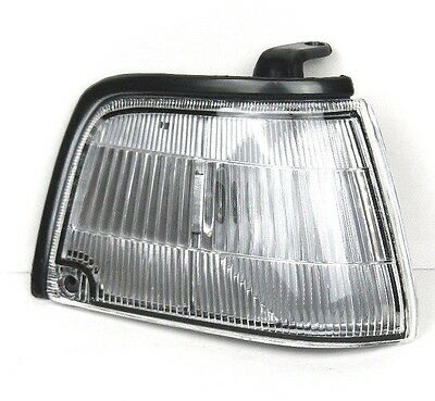 Subaru Justy 1984-1995 Front O/S Right Indicator Light Lamp Lens Repeater Clear