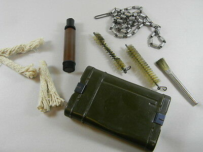 MAUSER 98k CLEANING KIT IN METAL TIN