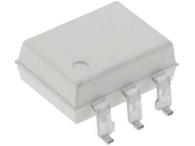 8x MOC3023S Optotriac 5kV Uout400V without zero voltage crossing driver