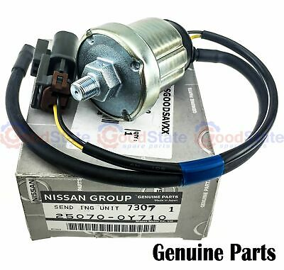 Genuine Nissan Patrol GQ Y60 Oil Pressure Sender Unit