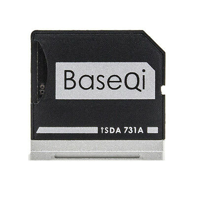 "BASEQI aluminum microSD Adapter for Dell XPS 13"" (iSDA731ASV)"