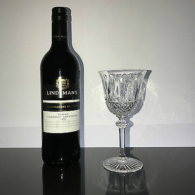 St Louis Crystal Tommy Wine Glass