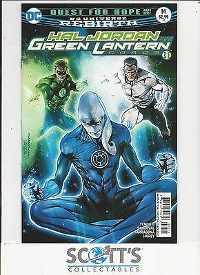 Hal Jordan And The Green Lantern Corps  #14  New   (Bagged & Boarded) Freepost