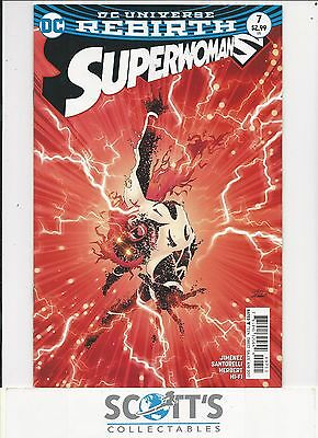 Superwoman   #7  New   (Bagged & Boarded) Freepost