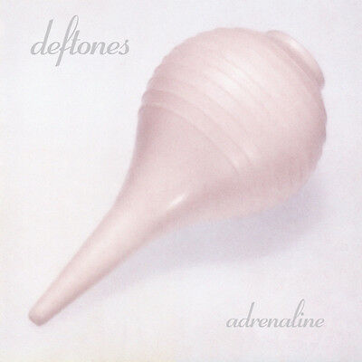 Deftones - Adrenaline - 180gram Vinyl LP *NEW & SEALED*