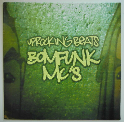 "12"" Fi**bomfunk Mc's - Uprocking Beats (Epidrome '98)***16798"