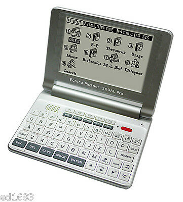 ECTACO EV500Pro English  -  Vietnamese Talking Electronic Translator Dictionary