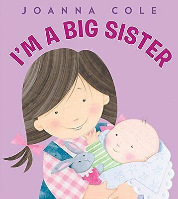 I'm a Big Sister by Joanna Cole New Hardback Book