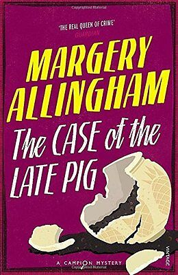 Case of the Late Pig by Allingham  Margery Paperback New  Book