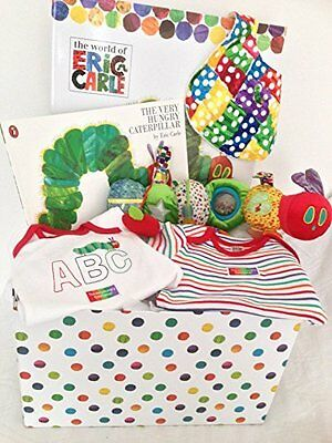 Very Hungry Caterpillar by Eric Carle New Paperback Book