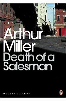 Death of a Salesman by Arthur Miller New Paperback Book