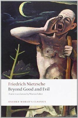 Beyond Good and Evil by Friedrich Nietzsche New Paperback Book