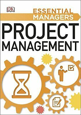 Project Management by DK Paperback New  Book