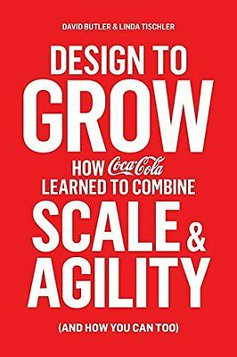 Design to Grow by Butler  David Paperback New  Book