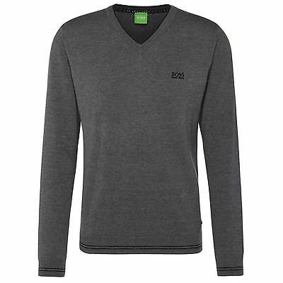 Pull Hugo Boss Wime-W16 Gris Anthracite