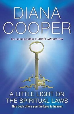 Little Light on the Spiritual Laws by Diana Cooper New Paperback Book