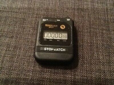 Stesco No. 60 SPLIT Stop Watch