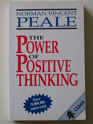 Power of Positive Thinking by Peale  Dr. Norman Vincent Paperback New  Book