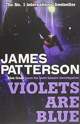 Violets are Blue by James Patterson New Paperback Book