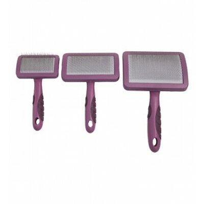 Rosewood Pet Soft Protection Dog Cat Grooming Slicker Brush Matts Hair Remover