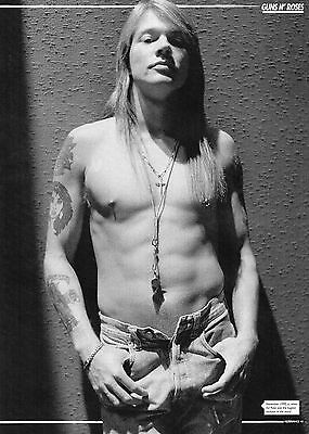 Axl Rose  Guns N'Roses       Poster    / Picture  (ML45)