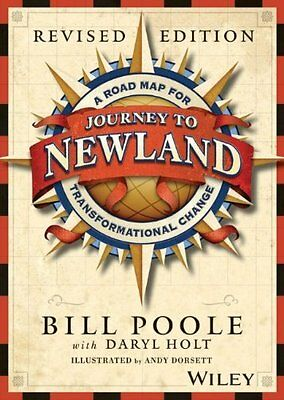 Journey to Newland by Poole  Bill Paperback New  Book