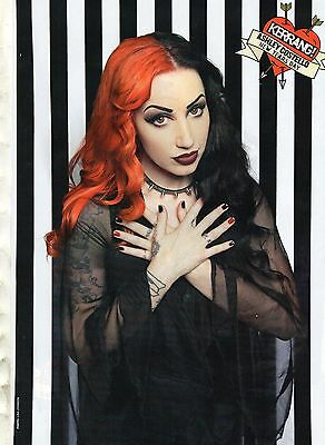 New Years Day / Oli Sykes           Poster    / Picture  (ML69)