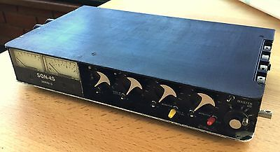 SQN-4S  Series II  4 Channel Stereo Mixer plus Extras