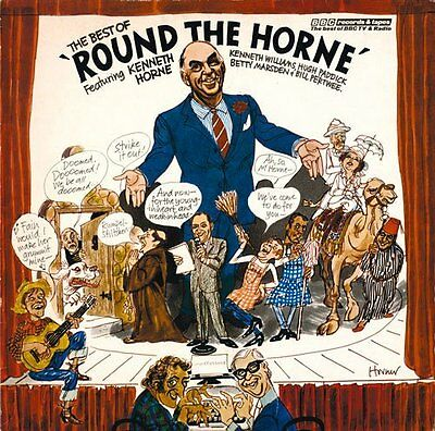 Best of Round the Horne by Barry Took New CD-Audio Book