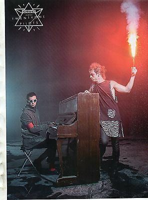 Twenty One Pilots / 5 Seconds Of Summer      Poster    / Picture  (ML78)