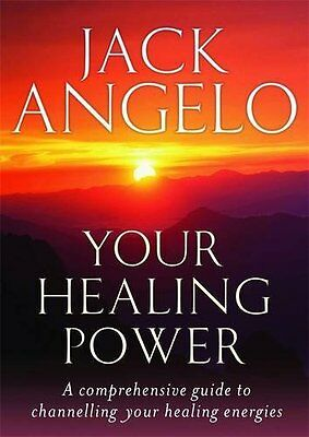 Your Healing Power by Jack Angelo New Paperback Book
