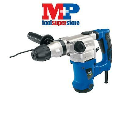 Draper 83589 Storm Force® SDS+ Rotary Hammer Drill Kit with Rotation Stop (