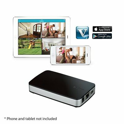 D-Link Camera Video Recorder mydlink-Enabled (DNR-202L)