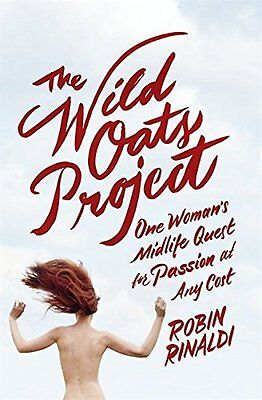 Wild Oats Project by Robin Rinaldi New Paperback Book