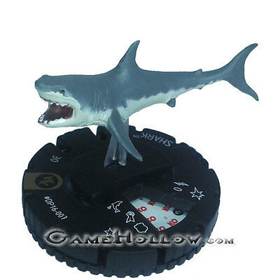 Heroclix Convention Exclusive SHARK SR CHASE #DP16-007