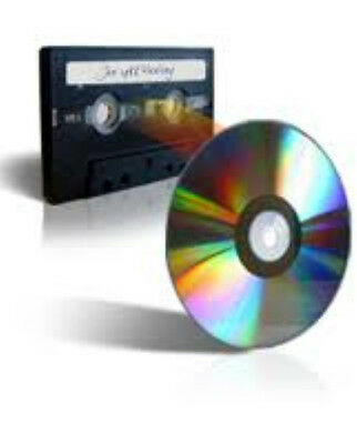 Cassette to CD tranfers with free separation