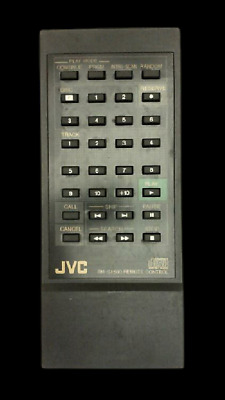 JVC RM-RX110 Remote Control Lifetime Warranty and Free Shipping !