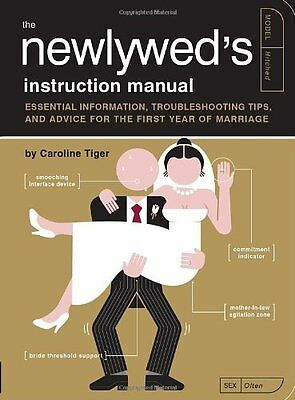 Newlywed's Instruction Manual by Tiger  Caroline Paperback New  Book