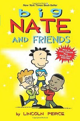 Big Nate and Friends by Lincoln Peirce New Paperback Book