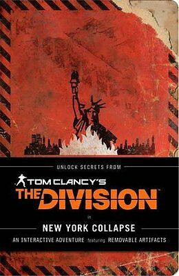 Tom Clancy's The Division by Ubisoft Entertainment New Paperback Book