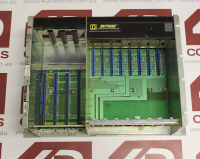 Symax 8030 HRK-150 8 SLOT RACK CHASSIS - Used - Series B1