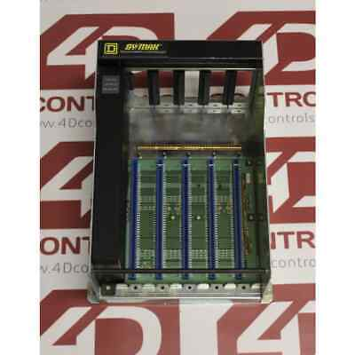 Symax 8030 RRK100 5-SLOT REGISTER RACK - Used - series-d2