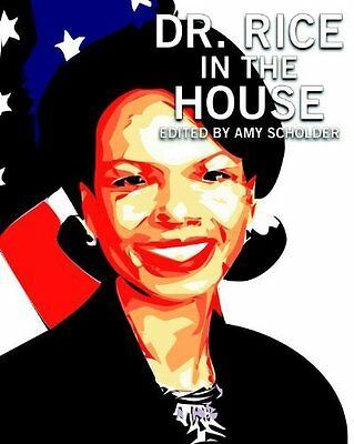 Dr. Rice in the House Paperback New  Book