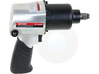 Heavy Duty 1/2 Drive Air Pneumatic Impact Wrench Adjustable 500ft-lb